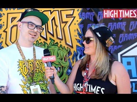 2016 U.S. Cannabis Cup & Carnival: Vendor Interviews, Part One