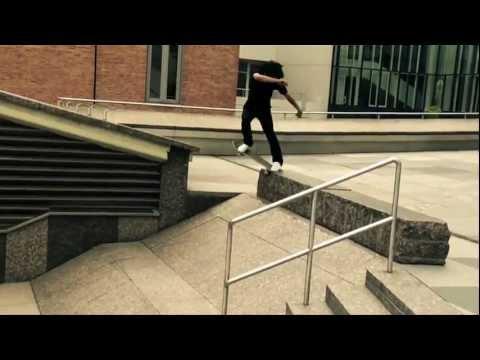 Cliché skateboards Lem Villemin