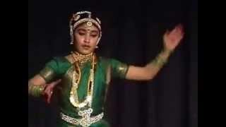 Sonali Bharatnatyam - Krishna Padam