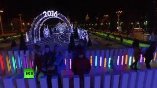 видео Катки в Москве 2015-2016 | платные и бесплатные