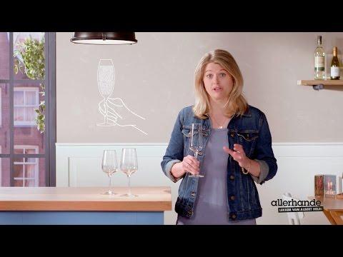 Maakt het uit wat voor een wijnglas je gebruikt? - Allerhande