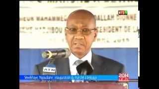 Ministère Elevage : Inauguration marché à bétail de Séwékhane (Goudiane-THIES)