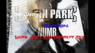 Jan Wayne Vs Raindropz - Numb (Alex Gap Tratment Mix).wmv