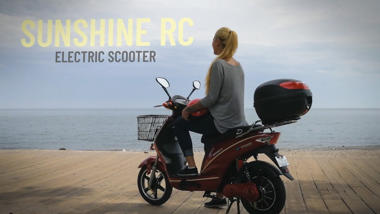 Daymak Sunshine RC Ebike Commercial