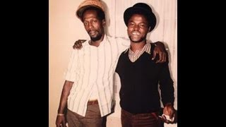 Sugar Minott & Jerry Johnson - Come now natty dread