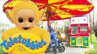 Roundy Round: Teletubbies | Full Episode | Videos for Kids
