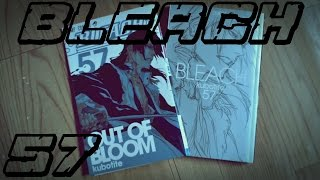 Review Bleach Manga Vol 57 Japanese Edition