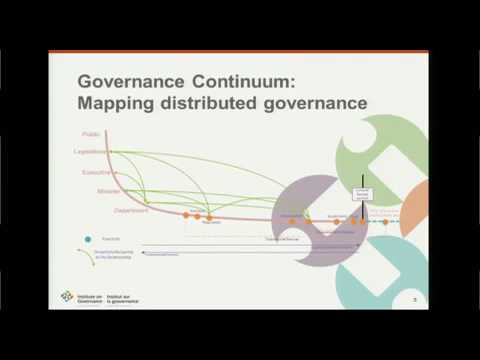 Westminster Meets Digital: Transforming Governance Practice at GTEC 2015