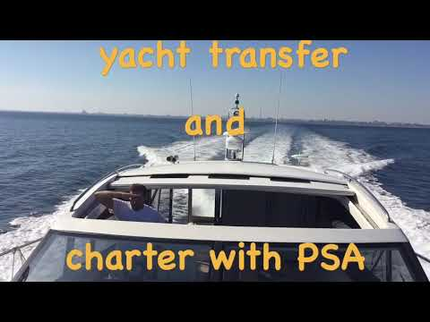 Yacht charter with PROFY s.a. Comforts and service in Odessa, Ukraine