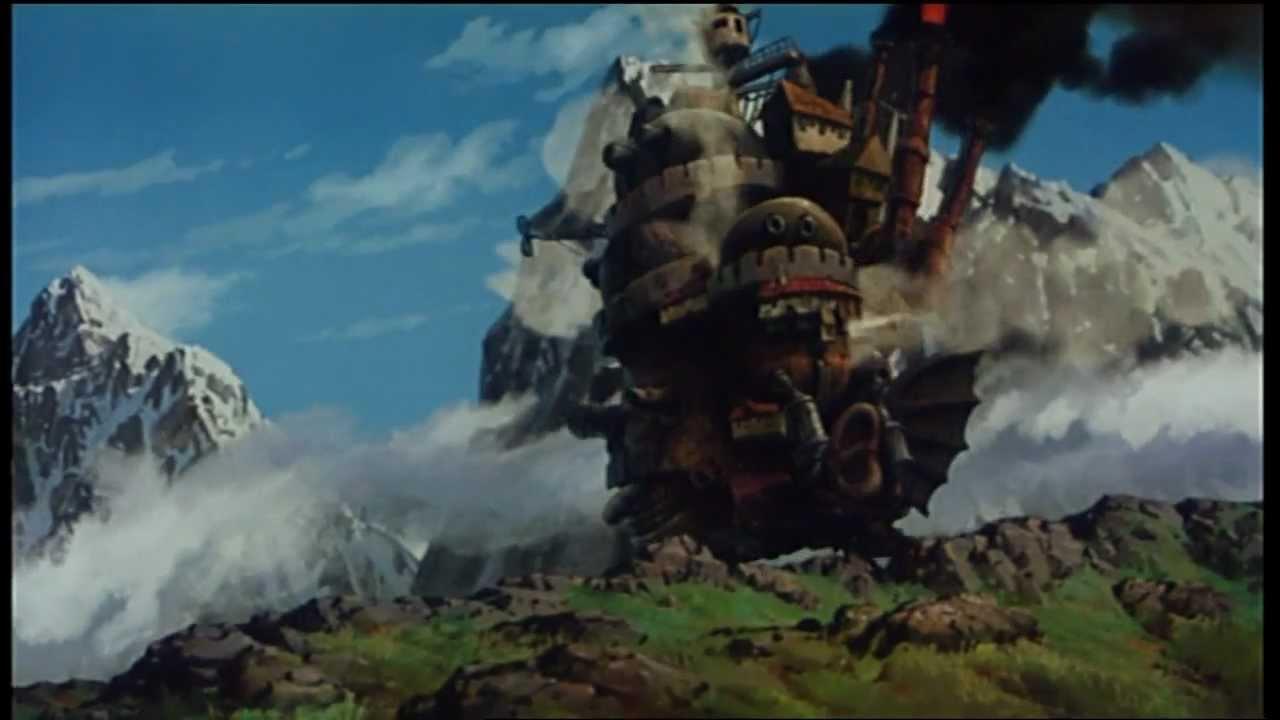 Hauru no ugoku shiro / Howl's Moving Castle (2004) Trailer