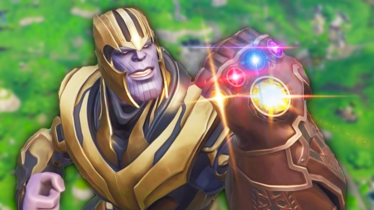 Read reviews and buy surreal entertainment marvel avengers thanos infinity gauntlet ceramic coffee mug   20 oz at target. Thanos Infinity Gauntlet Mode Fortnite Battle Royale Youtube