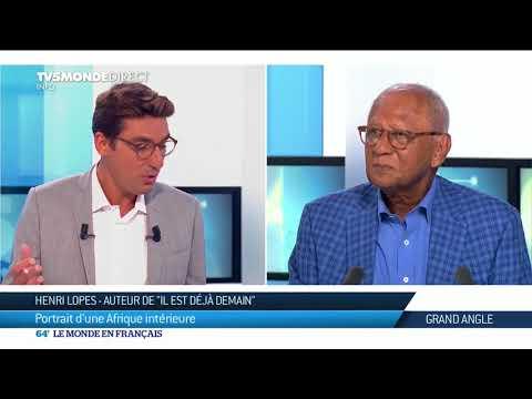 Henri Lopes : Portrait d'une Afrique intérieure