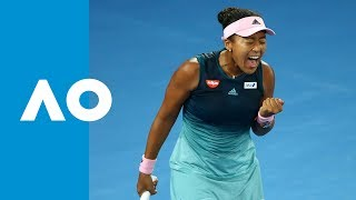 Naomi Osaka v Petra Kvitova match highlights (F) | Australian Open 2019