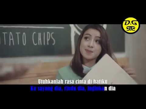 Dia - Anji (Official Video Karaoke)
