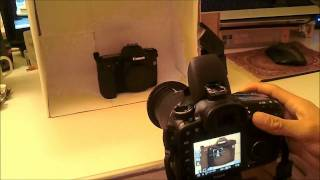 Demo of EOS 7D