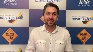 DEPUTADO DANIEL TRZECIAK - PSDB/RS