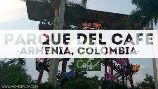 Parque del Café - Armenia Quindío, Colombia in 4K