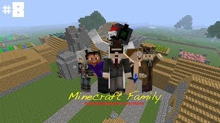 "Minecraft Family Superheroes Edition: Episode 8 - ""Baby-Back Ribs"""