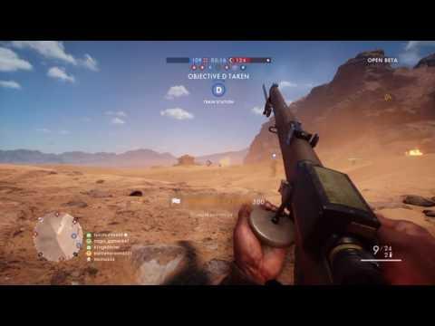 battlefield 1- scout sniper
