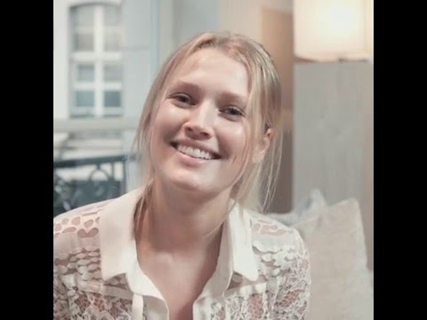 PRIVATE INTERVIEW With Toni Garrn