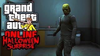 GTA Online - Halloween Surprise: Auch ein Schlitzer verläuft sich!