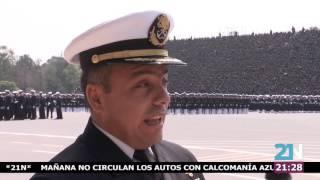 Entrevista Alejandra Gallardo - Cap,. Marco Antonio Rodríguez Cureño