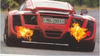 BEST of Supercar SOUNDS _ top 10 supercar sounds in the world