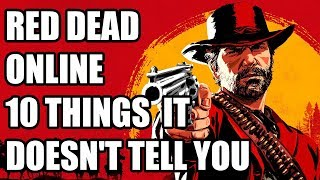 10 Things Red Dead Online Doesn