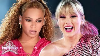 Taylor Swift copies Beyonce's Coachella performance | Billboard Music Awards 2019 Review