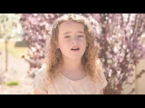 """""""Gethsemane"""" performed by Reese Oliveira, arranged by Masa Fukuda of One Voice Children's Choir"""