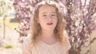 """Gethsemane"" performed by Reese Oliveira, arranged by Masa Fukuda of One Voice Children's Choir"