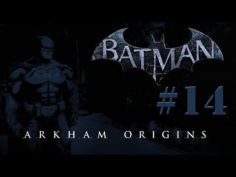 Jugando a Batman Arkham Origins: El Gotham Merchants Bank y el Joker.  #14