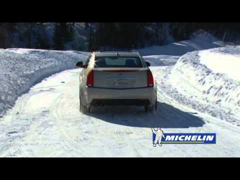 When Not to Use Traction Control on Snow | Michelin® Winter Driving Academy