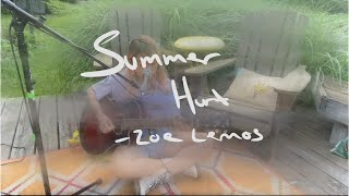 SUMMER HURT ACOUSTIC (original)
