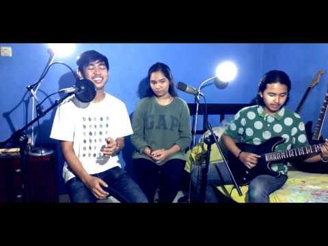Tidurlah - Payung Teduh (Cover ft Claudia Iva & Aditya Bagaskara)
