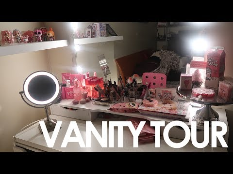 JADE PINK VANITY TOUR