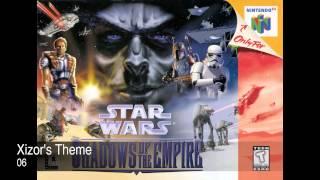 Star Wars: Shadows of the Empire Soundtrack  • Nintendo 64