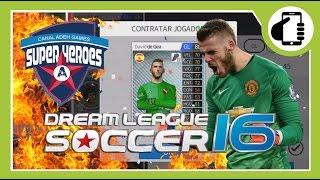 Comprando o melhor goleiro do Dream League Soccer 16