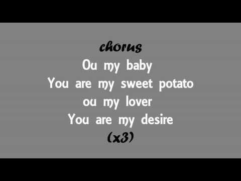 Mbuku ft Jomo - Sweet Potato (Lyrics)