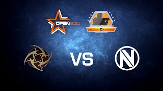 NiP vs. EnvyUs - Mirage - Group B - FACEIT CS:GO League Season Finale at Dreamhack Open Winter