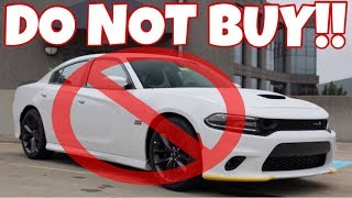 DO NOT GET A 2019 DODGE CHARGER RT SCATPACK