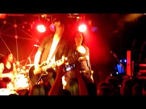 Silbermond - Nichts passiert Live in Köln 06.06.2012