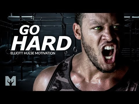 GO HARD -