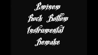 Eminem - Rock Bottom (Instrumental - Remake)