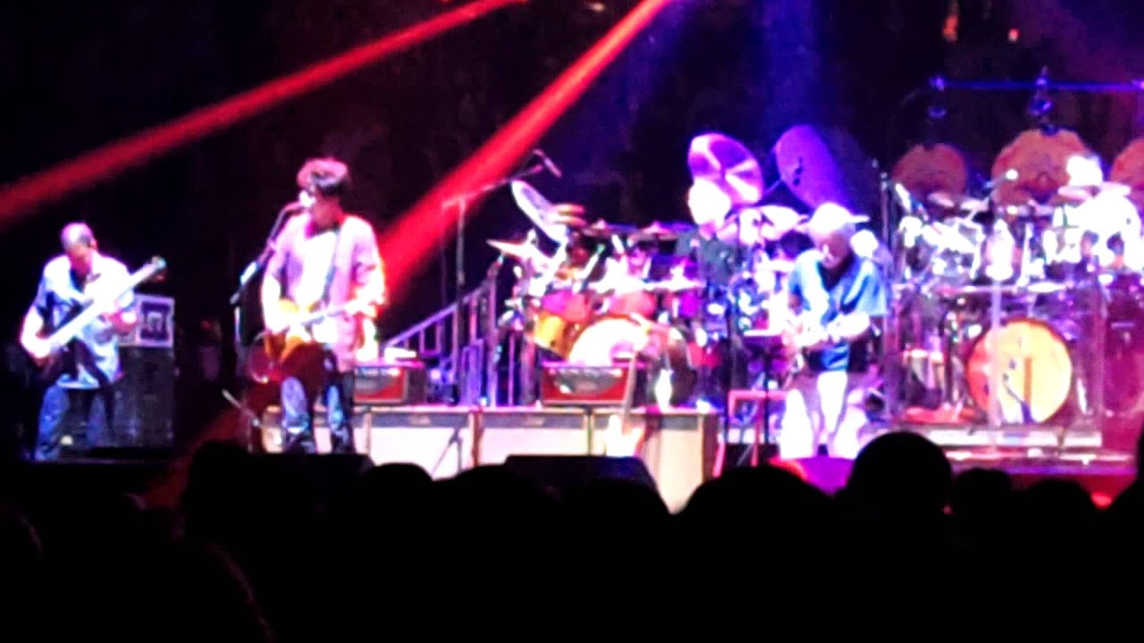 Dead And Company Madison Square Garden 2015 Youtube