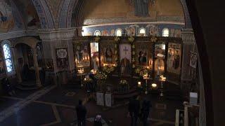 Воскресное Богослужение в неделю о блудном сыне - Всенощное бдение - Прямая трансляция.