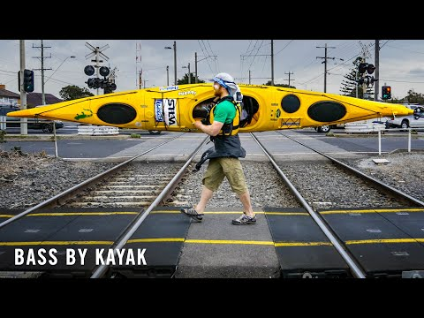 KAYAKING BASS STRAIT | Bass by Kayak - Ep. 1