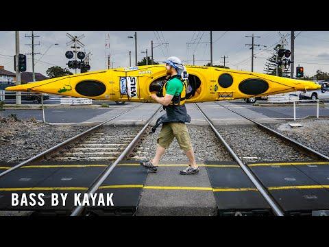 Bass By Kayak - Episode 1: Kayaking Bass Strait