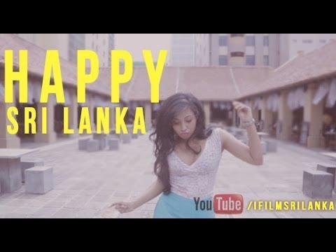 Pharrell Williams - Happy Sri Lanka  l  iFILMSRILANKA