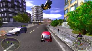 City Car Game Racing With Opponents
